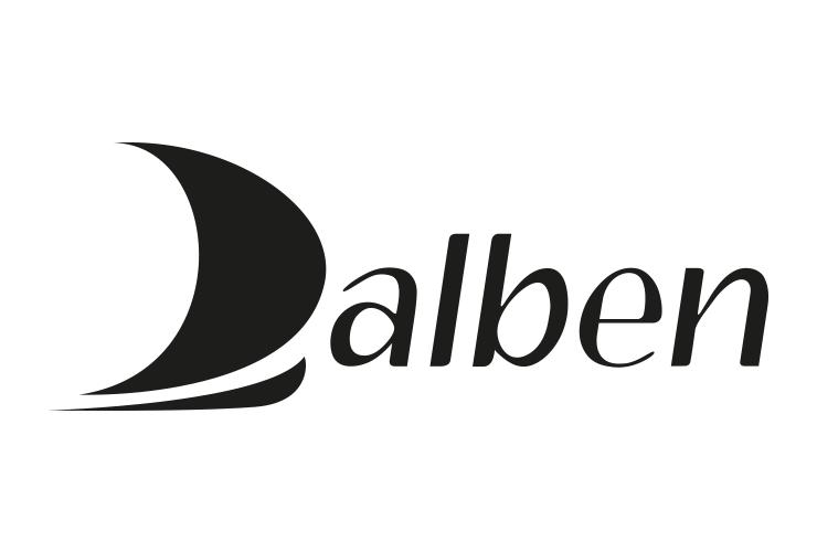Logoentwicklung - Dalben. Ferienhof am Meer