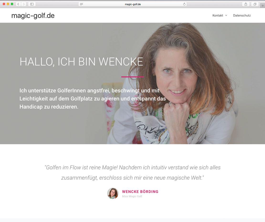 Webdesign_Internetauftritt_magic-golf_golftraining